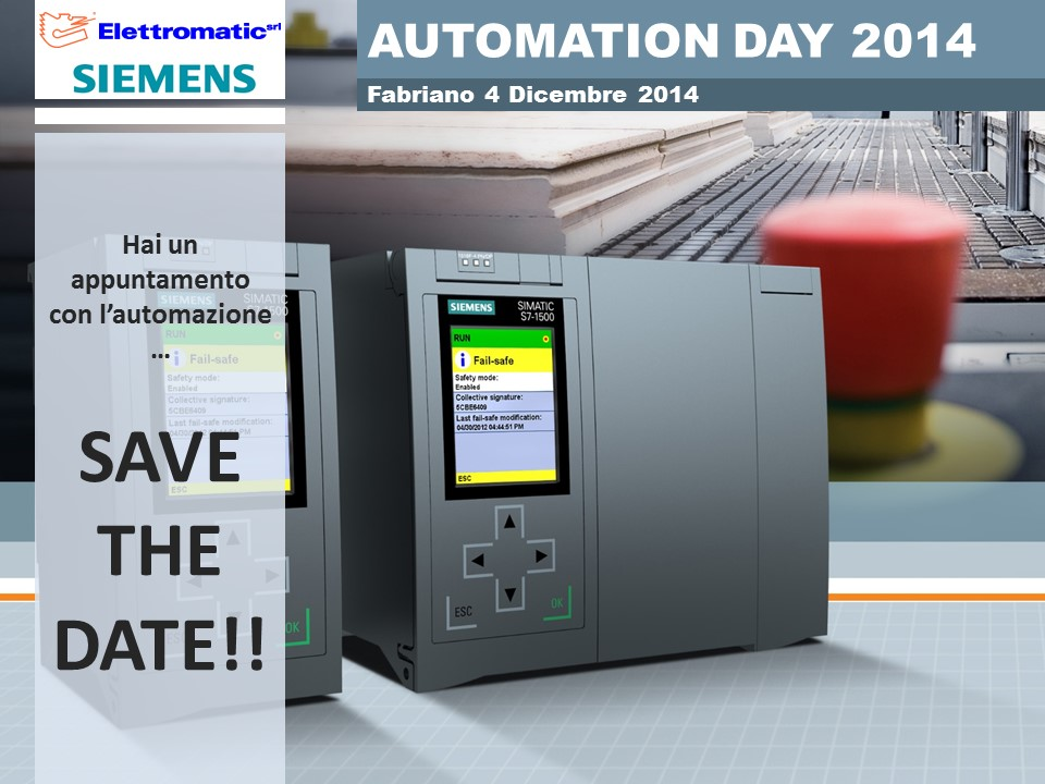 Automation Day 2014